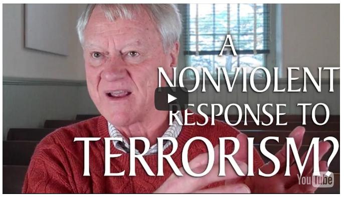 A non-violent response to terrorism